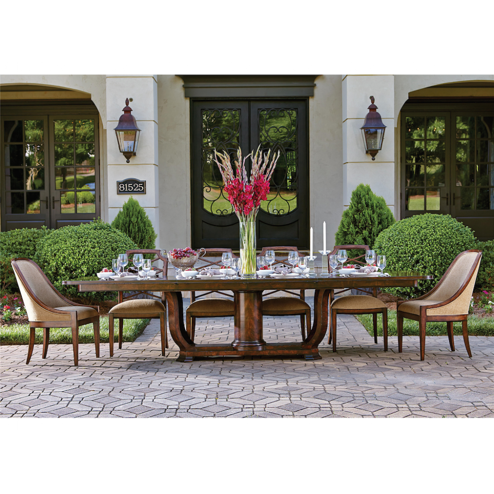 Santana Dining Table Luxfam Luxury Furniture Accessories
