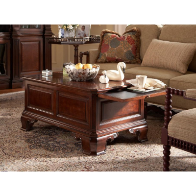 Stafford Storage Cocktail Table