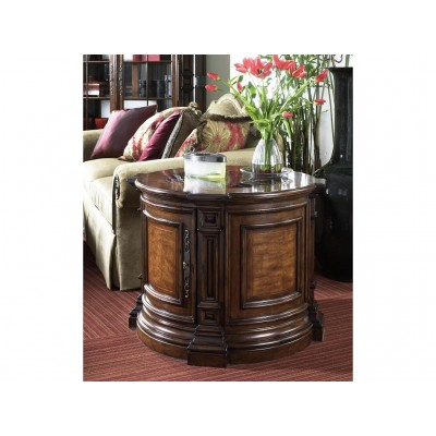 Round Commode Table
