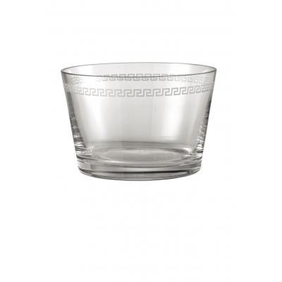 Medusa Crystal  Clear  Dish 22 cm