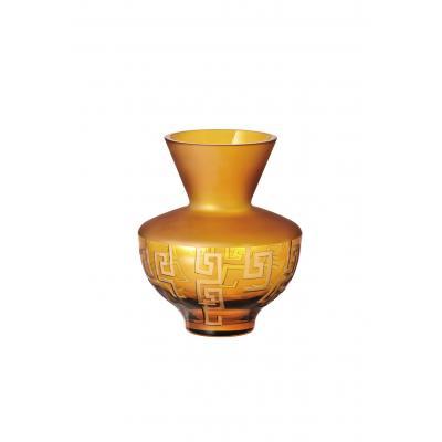 Nymph Amber  Vase 24 cm
