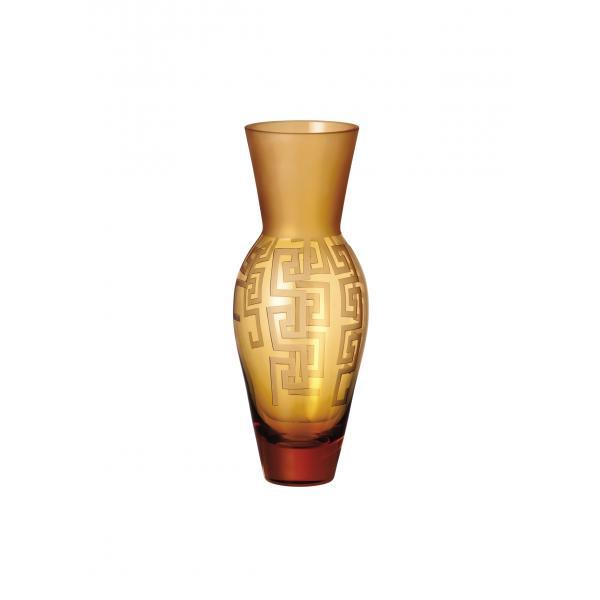 Nymph Amber  Vase 31 cm
