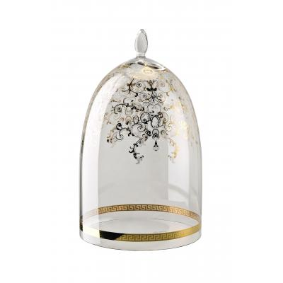 Glass dome for etagere 3 tiers