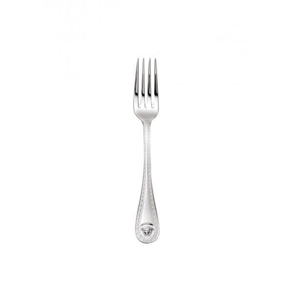 Medusa  Versilbert  Dinner fork