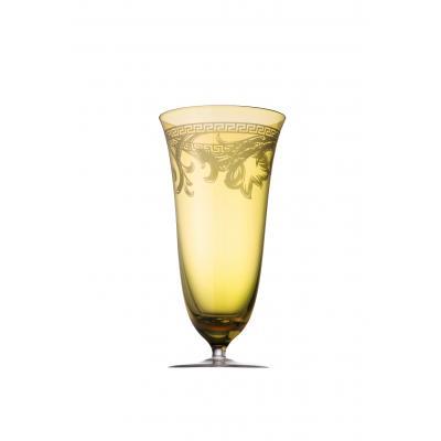 Versace  Arabesque Amber  Water goblet