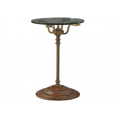 Transcontinental Side Table