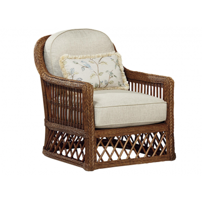 Trellis Wicker Chair