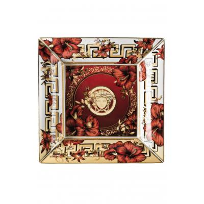 Versace Christmas Blooms Dish 28 cm