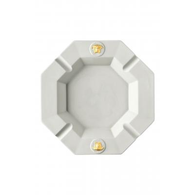 Gorgona Pop Light grey Ashtray 24 cm