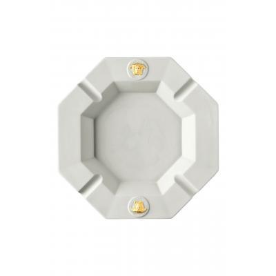 Gorgona Pop Light grey Ashtray 24 cm