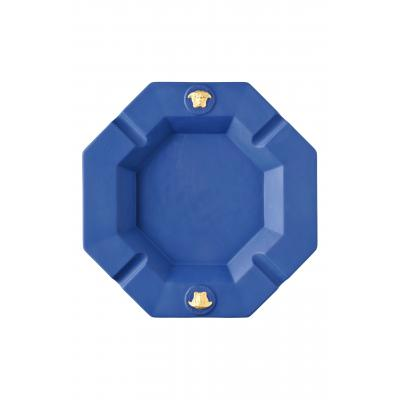 Gorgona Pop Deep blue Ashtray 24 cm