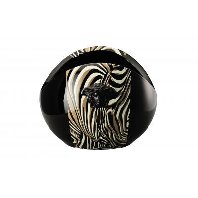 Container Confidence Zebra le noir  Dish 24 cm