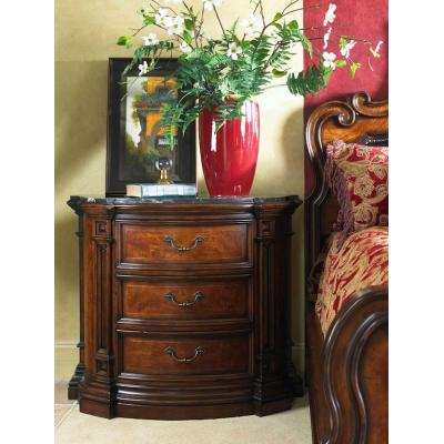 Bedside Commode Stone Top