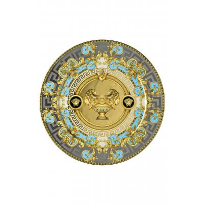 Versace  Prestige Gala Bleu  Service plate 30 cm