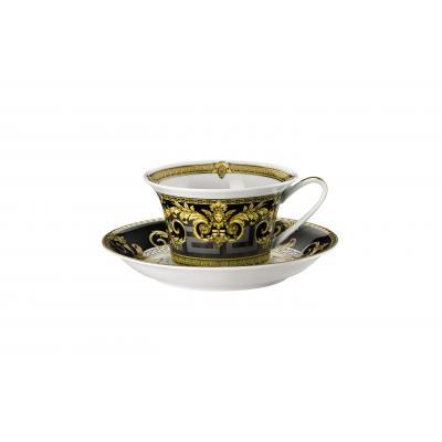 Versace  Prestige Gala  Cup & saucer 4 low