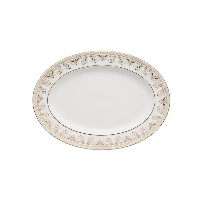Versace Medusa Gala Platter 34 cm  sc 1 st  LuxFam & Versace Medusa Gala Platter 34 cm - LuxFam   Luxury Furniture ...