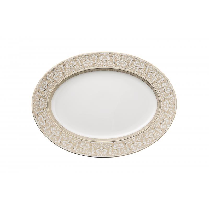 Versace Medusa Gala Platter 40 cm