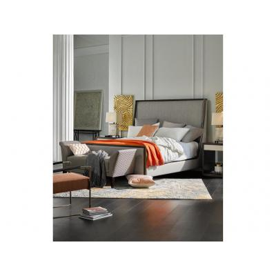 L'ARC KING UPHOLSTERED KING BED