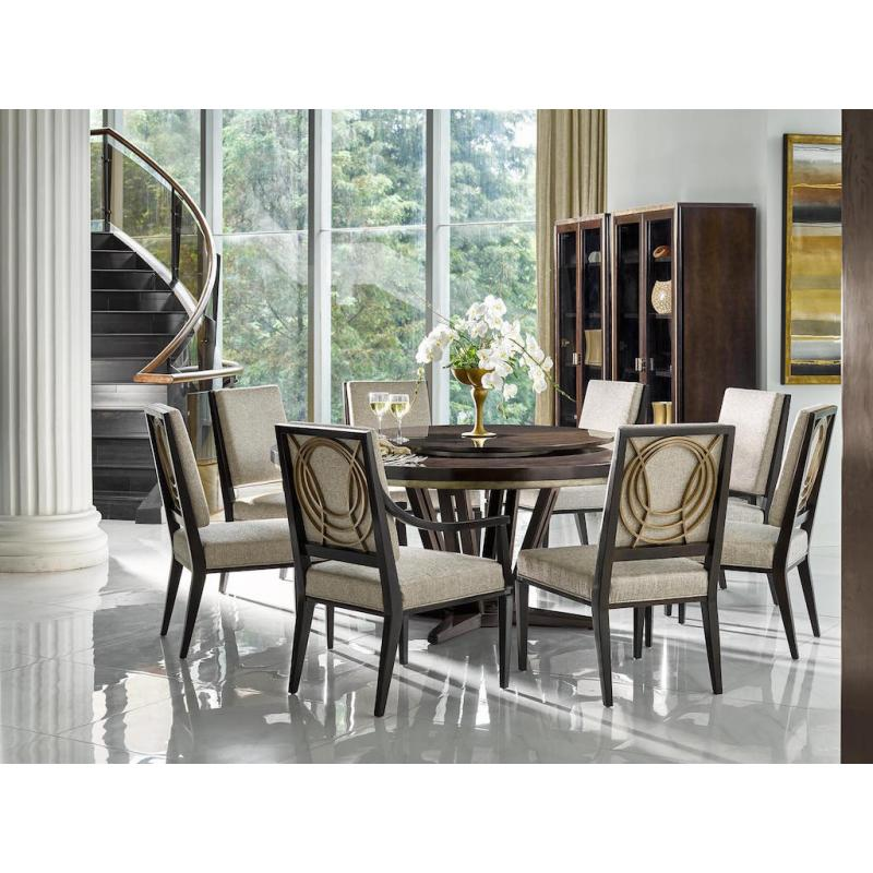 Le Cercle Round Dining Table Luxfam