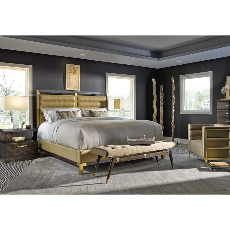 Couture King Bed