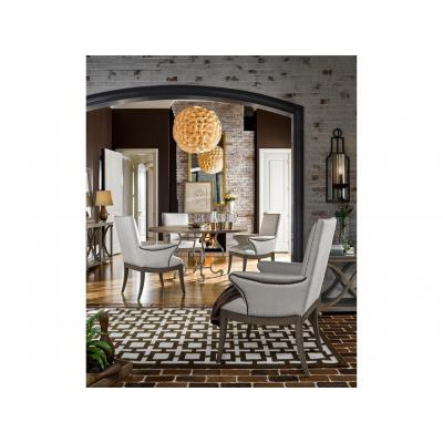 """Centrepiece Round Dining Table 64"""""""