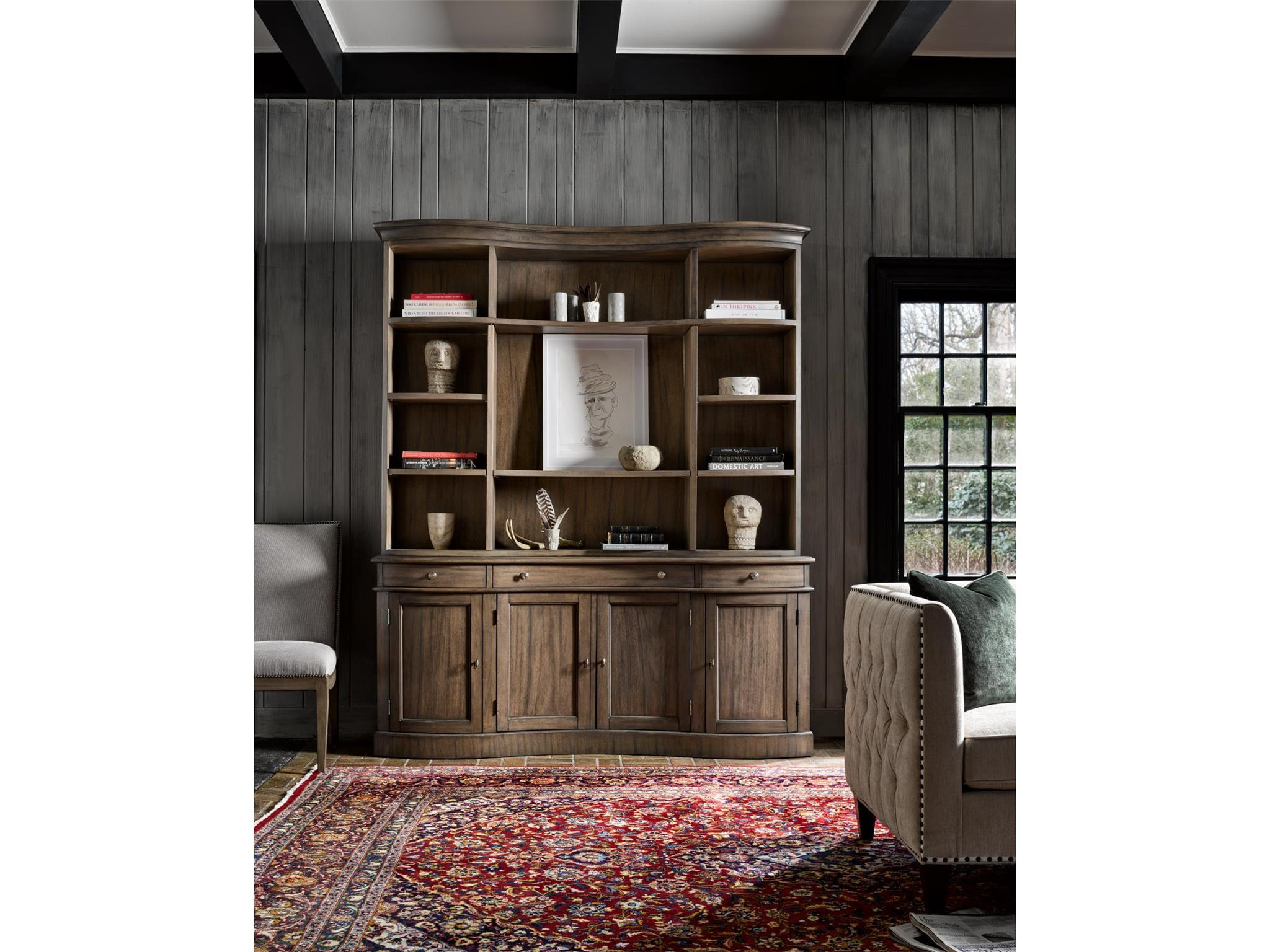 Barrister Bookcase Luxfam Luxury Furniture Accessories