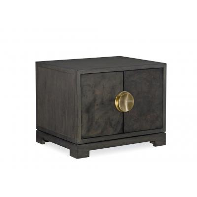 Haven Chairside Cabinet
