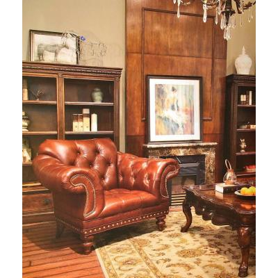 Kings Arthur Leather Chair