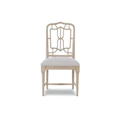 Daphne Fretwork Side Chair