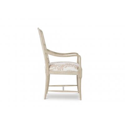 Daphne Fretwork Arm Chair