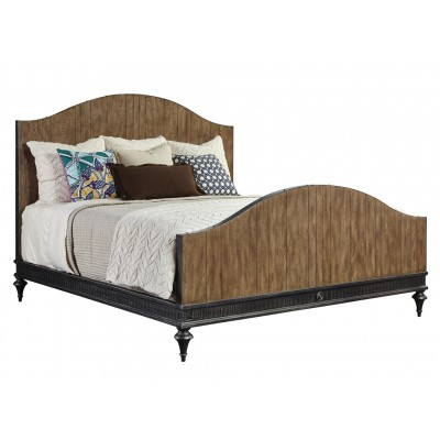 Carson King Bed