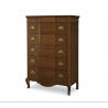 Sorbonne 5 Drawer Tall Chest