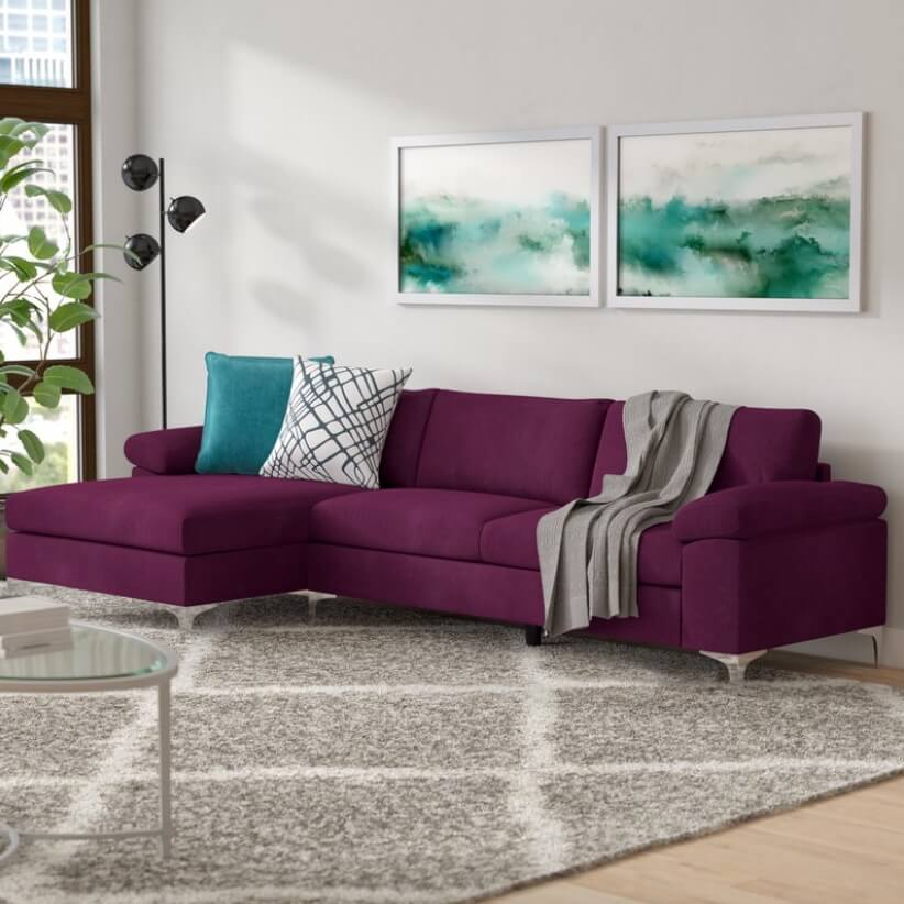 Moving Sectional Sofa Designs