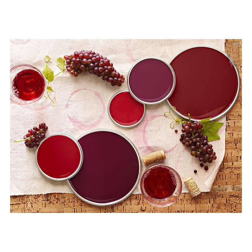 Enhancing With Color: Shop Plum and Wine Beautifying Thoughts for a Cozy Settle
