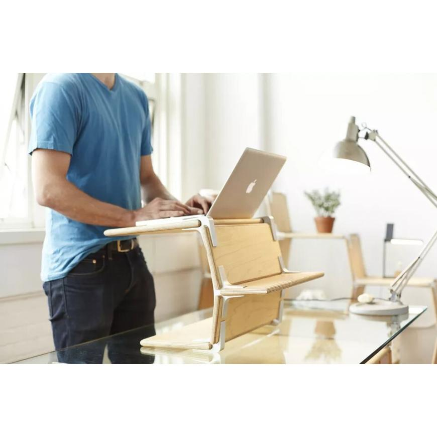 7 Standing Work areas and Workstations for Little Spaces