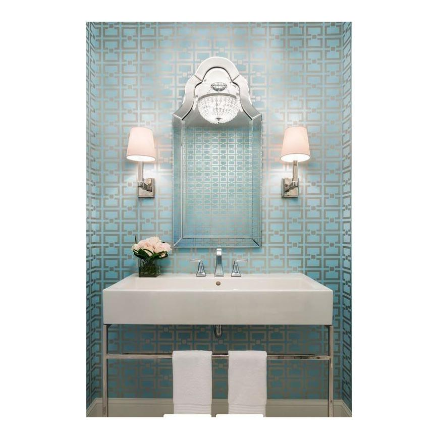 Think Backdrop is Obsolete? It Can Really Upgrade Your Washroom