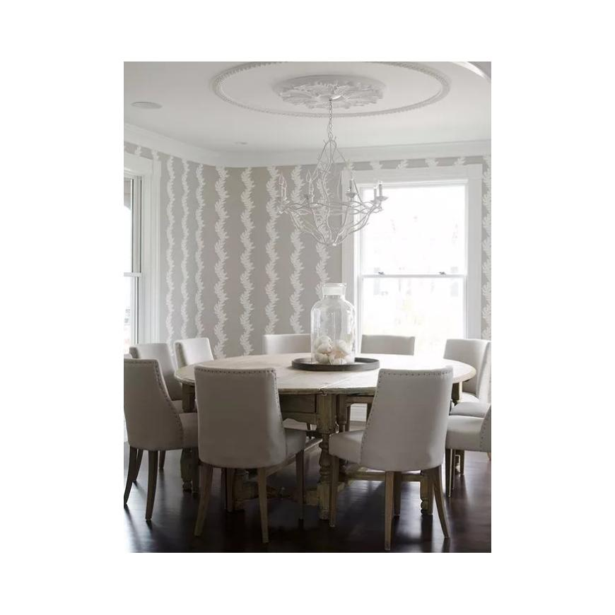 25 Amazing wallpaper dining rooms