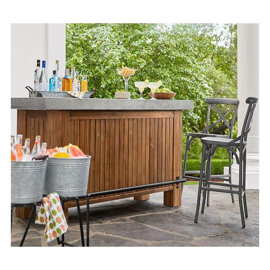 Step by step instructions to Add an Outdoor Bar
