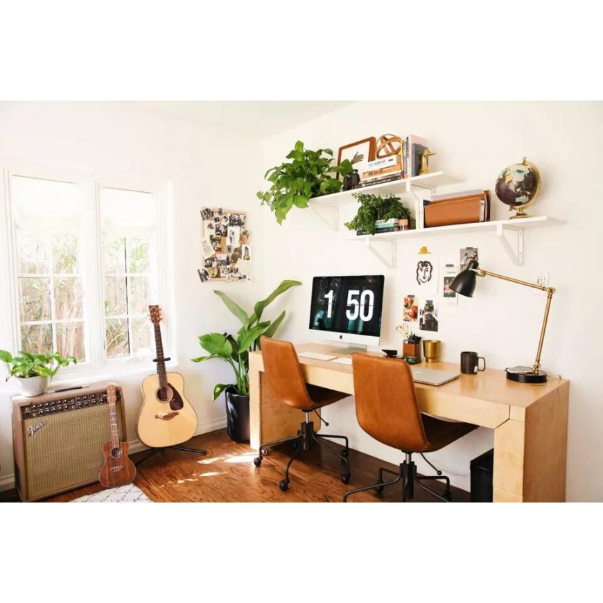 How to make a in vogue Little Domestic Office