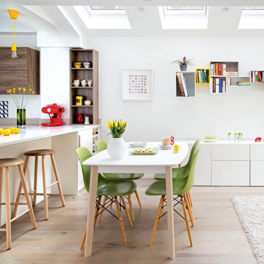 Family kitchen design thoughts – to supply awesome flexibility for the way we live nowadays