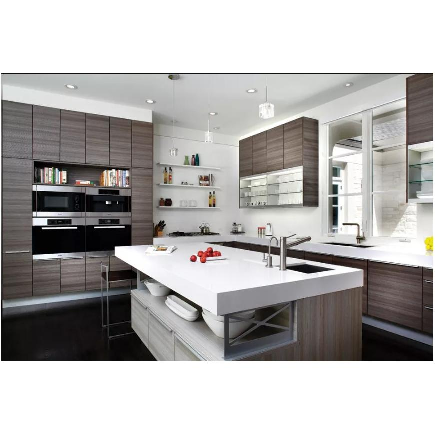 Upscale Your Kitchen With 5 A la mode Kitchen Cabinet Overhauls