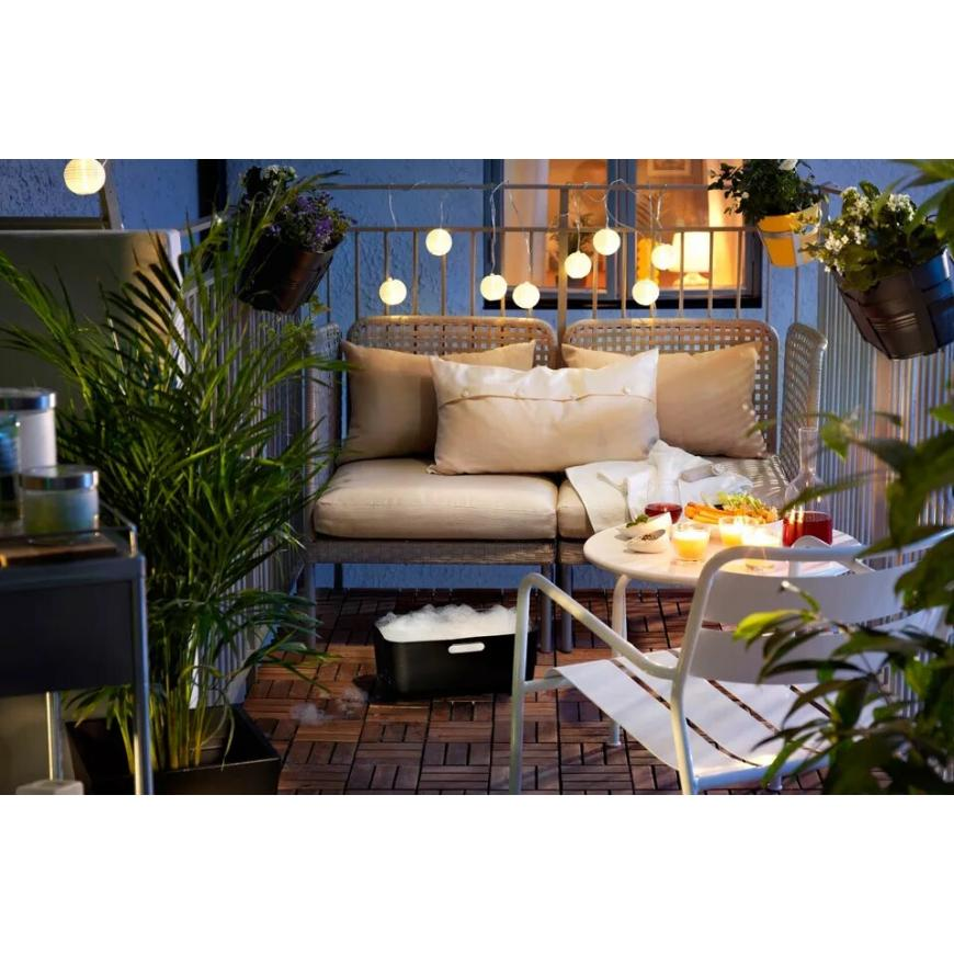 Ways to make your little balcony an enticing escape