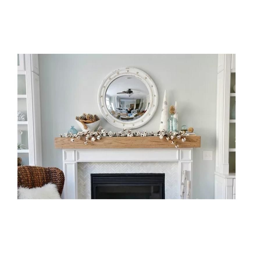 Approaches to Decorate Your Winter Mantel